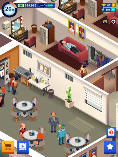 TV Empire Tycoon - Idle Management Game 0.9.52 screenshots 17