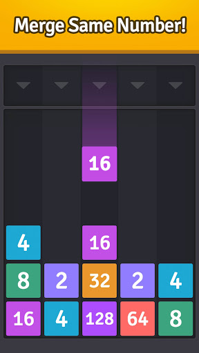 2048 Merge Number Games 1.0.9 screenshots 1