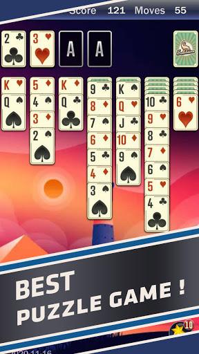 solitaire comfun- classic card game offline screenshot 3
