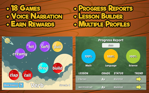 First Grade Learning Games 5.2 screenshots 10