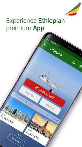Ethiopian Airlines 3.4.0 screenshots 1