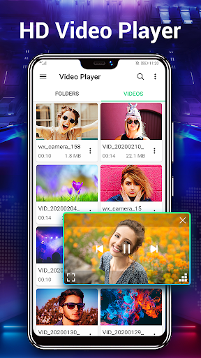 Video Player & Media Player All Format 1.9.2 Screenshots 2