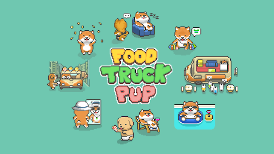 Food Truck Pup: Cooking Chef Screenshot