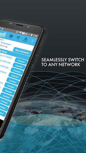 Find Wi-Fi - Automatically Connect to Free Wi-Fi 7.3.1.35 Screenshots 5