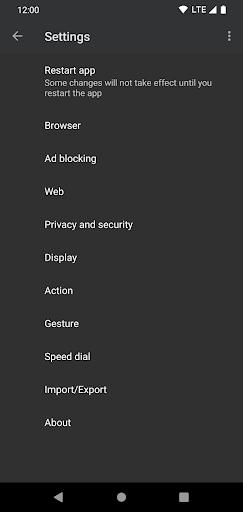 Berry Browser apktram screenshots 5