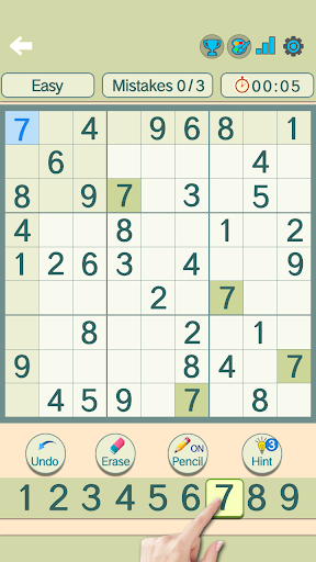 Sudoku.Fun: Legend Sudoku Puzzle game 1.0.4 screenshots 1