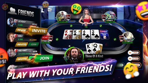 Rest Poker - Texas Holdem  screenshots 4