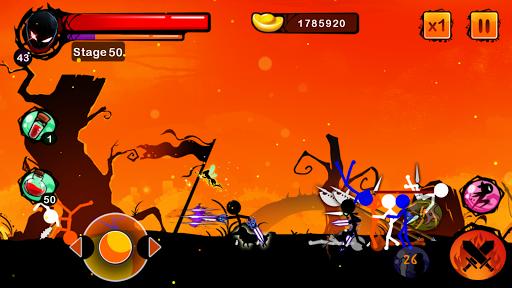 Stickman Ghost: Ninja Warrior  screenshots 5