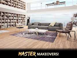 My Home Design Luxury: House Makeover & Words Game