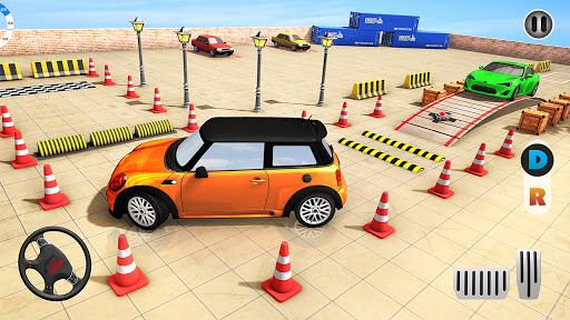 Modern Car Drive Parking Free Games - Car Games 3.87 Screenshots 3