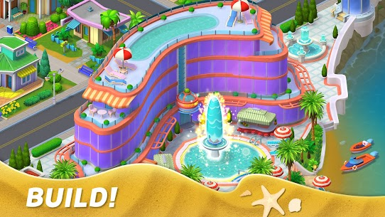 Match Town Makeover MOD APK 1.11.1200 (Unlimited Coin, Star) 10