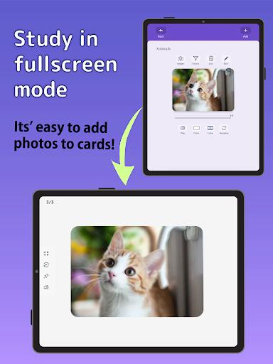 Flashcards Maker screenshots 10