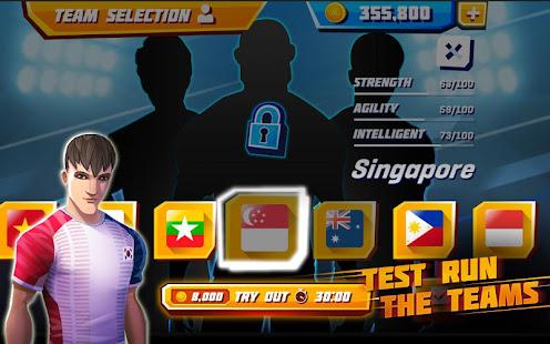 Roll Spike Sepak Takraw 1.4.0 Screenshots 23