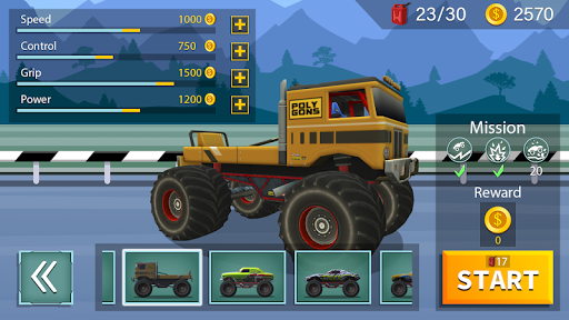 Monster trucks for Kids apktram screenshots 2
