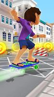 Skater Rush - Endless Skateboard Game
