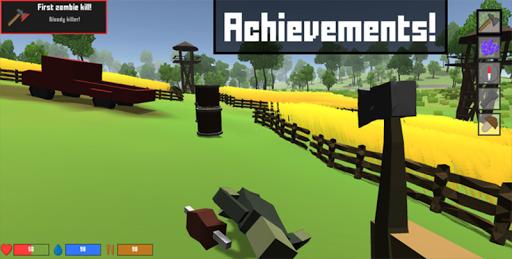 Pixel Block Game Craft  screenshots 21