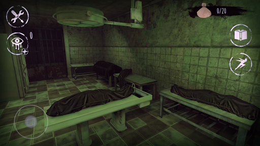 Eyes: Scary Thriller - Creepy Horror Game goodtube screenshots 2