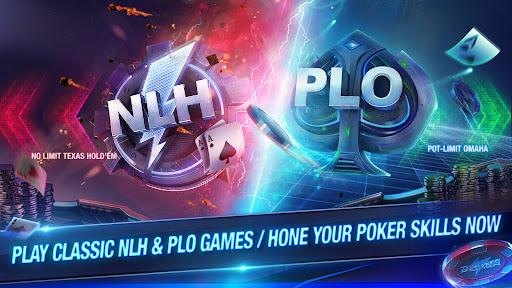 Thunder Poker : Holdem, Omaha 1.8.4 screenshots 2