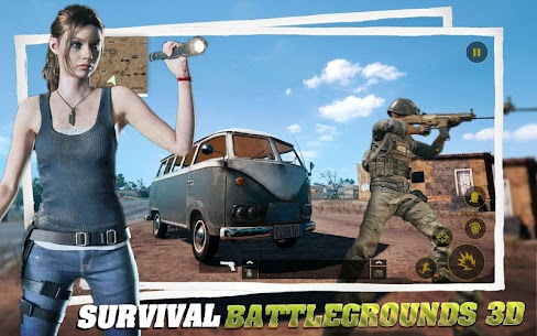 Free Gun Fire Unknown Survival Battleground 4