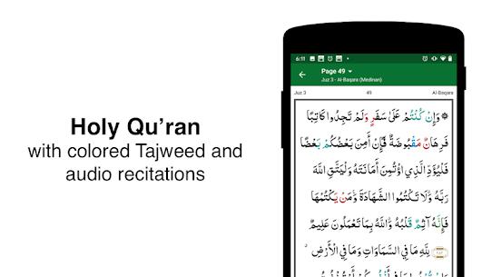 Muslim Pro – Prayer Times, Azan, Quran & Qibla 8