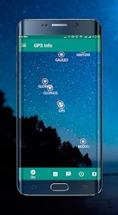 GPS info