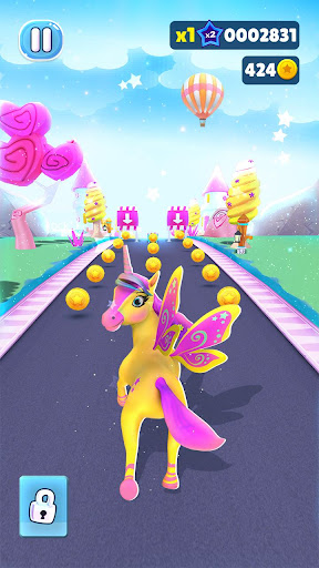 Magical Pony Run - Unicorn Runner 1.6 screenshots 23