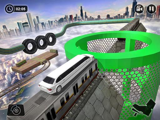 Extreme Limo Car Gt Stunts 2019 1.6 screenshots 7