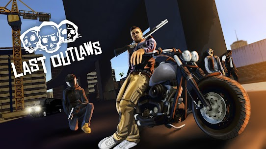 Last Outlaws: The Outlaw Biker Strategy Game Mod 1.1.4 Apk (Unlocked) 1