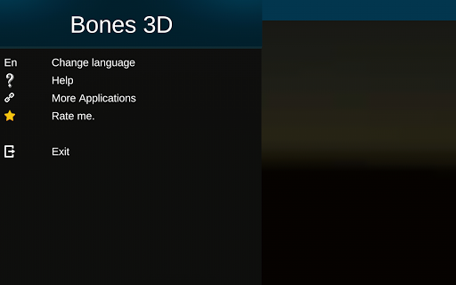 Osseous System in 3D (Anatomy) 2.0.3 Screenshots 15