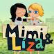 Mimi a Líza: Adventúra pre deti (puzzle, logika)