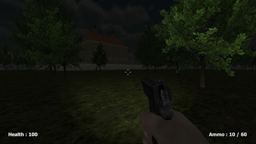 Slenderman History: WWII Zombies 4 screenshots 1
