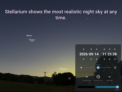 Stellarium Mobile Free - Star Map  screenshots 10