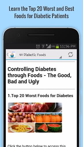 Beat Diabetes modavailable screenshots 5