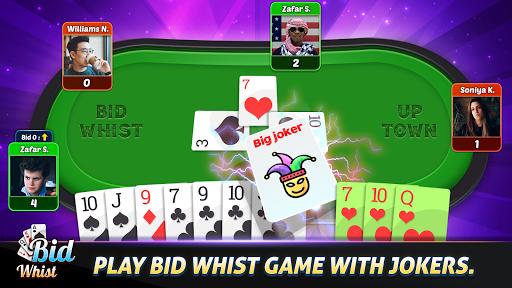 Bid Whist - Best Trick Taking Spades Card Games 12.0 screenshots 12