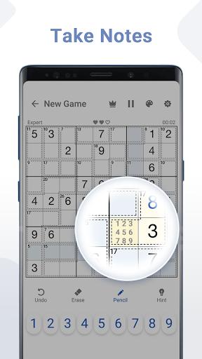 Killer Sudoku - Free Sudoku Puzzles+ 1.3.0 screenshots 6