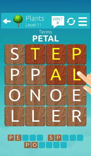 Word Swipe - Connect the Scrambled Mystery Words  screenshots 22