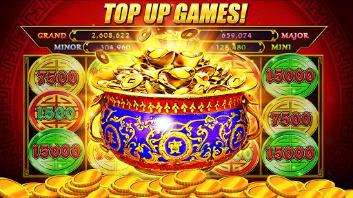 Grand Jackpot Slots - Free Casino Machine Games Apkfinish screenshots 21