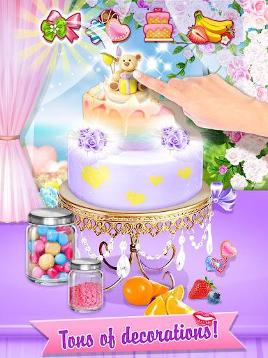 Wedding Rainbow Cake For BIG Day screenshots 3