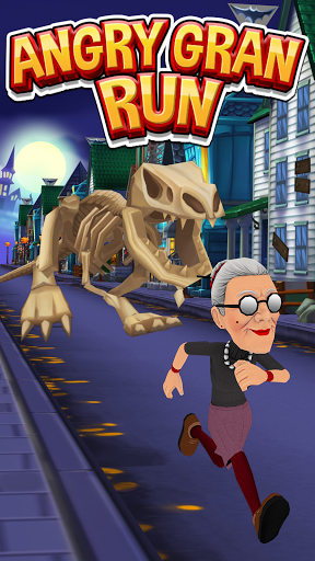 Angry Gran Run - Running Game 2.13.0 screenshots 1