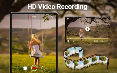 Professional HD Camera with Selfie Camera 1.7.3 Screenshots 10