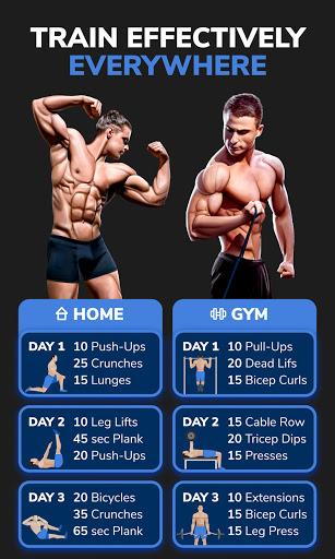 BetterMen: Home Workouts & Diet 1.4.19 Screenshots 3