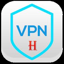 H VPN icon