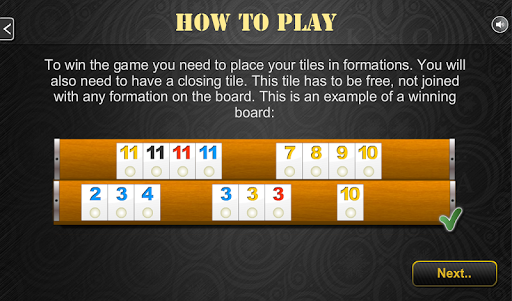 Rummy PRO - Remi Pe Tabla 6.0.4 Screenshots 6