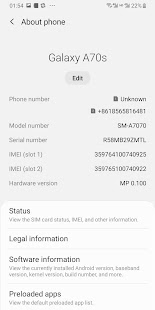 Hidden Settings For Android
