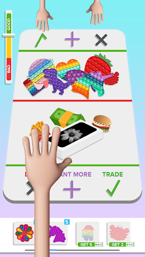 Fidget Trading : Pop it - Fidget Toys relaxing 1.1.6 screenshots 4