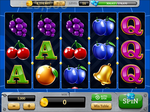 fruit slot machine screenshot 1