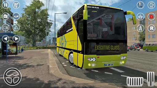 Public Coach Bus Transport Parking Mania 2020 screenshots 13