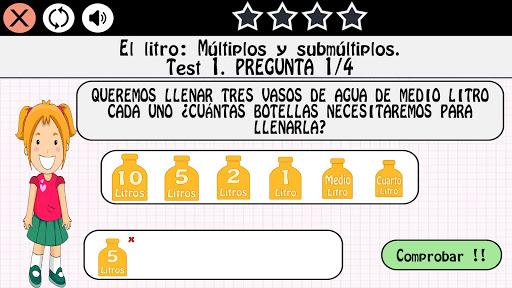 Matemu00e1ticas 11 au00f1os 1.0.21 screenshots 15
