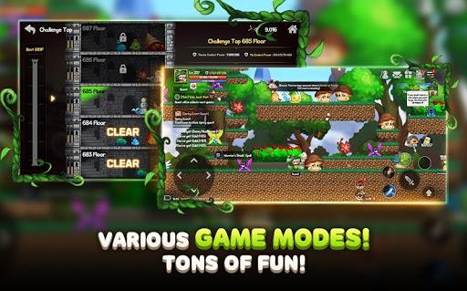 Roem - Pixel Dungeon Raid  screenshots 21