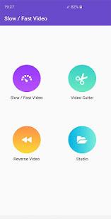 Slow Motion Video - Trim & Cut video